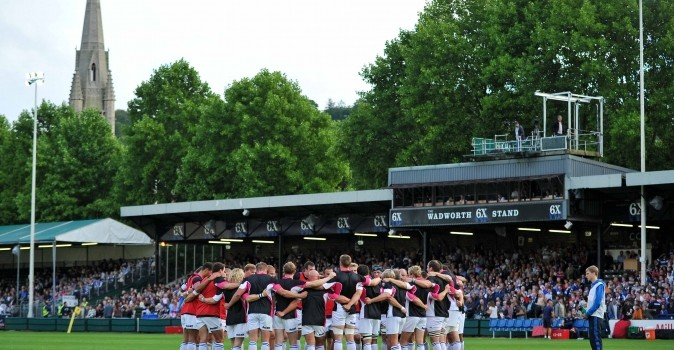 Bath Rugby - Vaughan Sound