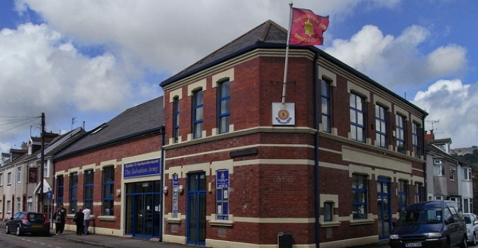 Salvation Army South Wales - Vaughan Sound