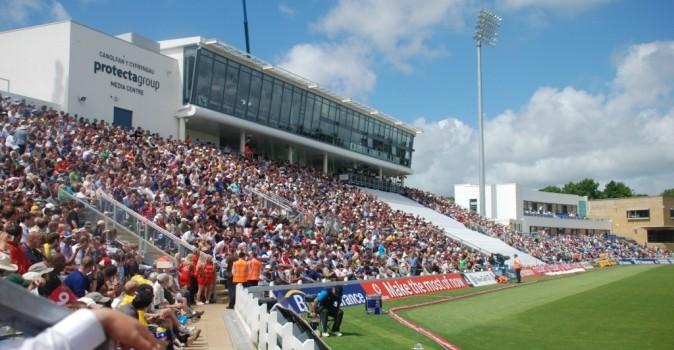 SWALEC Stadium - Vaughan Sound