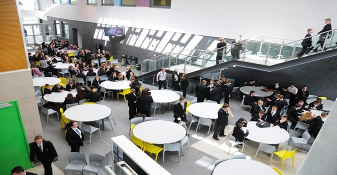 Vaughan Sound - Llanwern High School