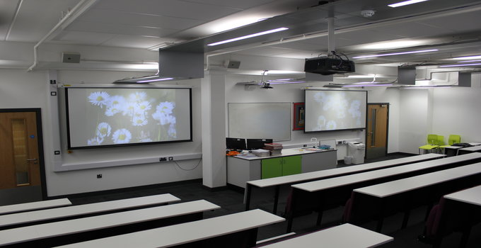Aberdare School Lecture Theatre - Vaughan Sound