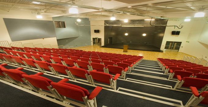 Cowbridge Stage Lighting - Vaughan Sound