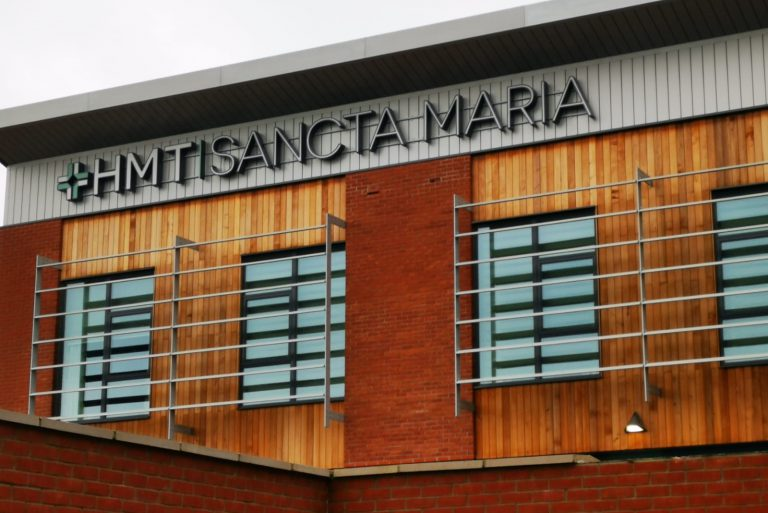 HMT Sancta Maria - Sound Masking - Vaughan Sound