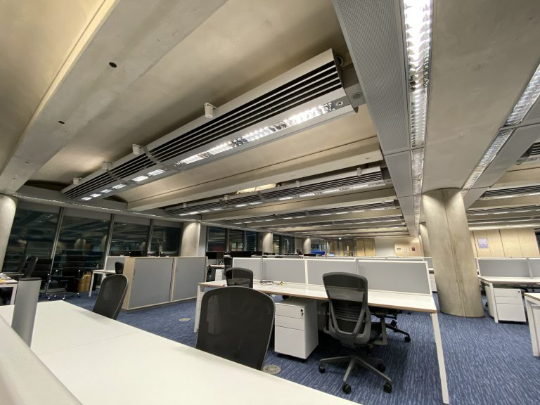 Randall & Quilter London Offices Sound Masking - Vaughan Sound